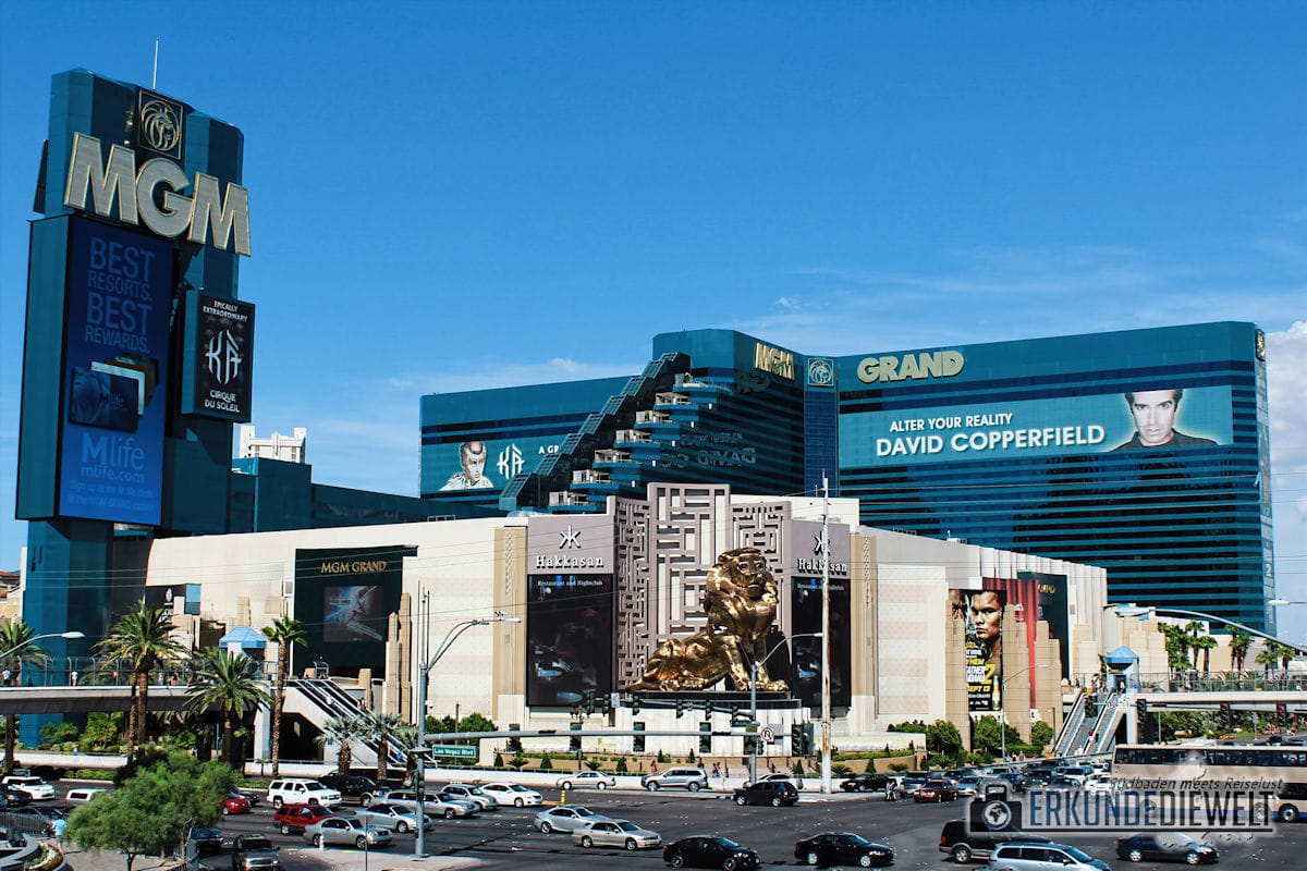 MGM Grand, Las Vegas, USA