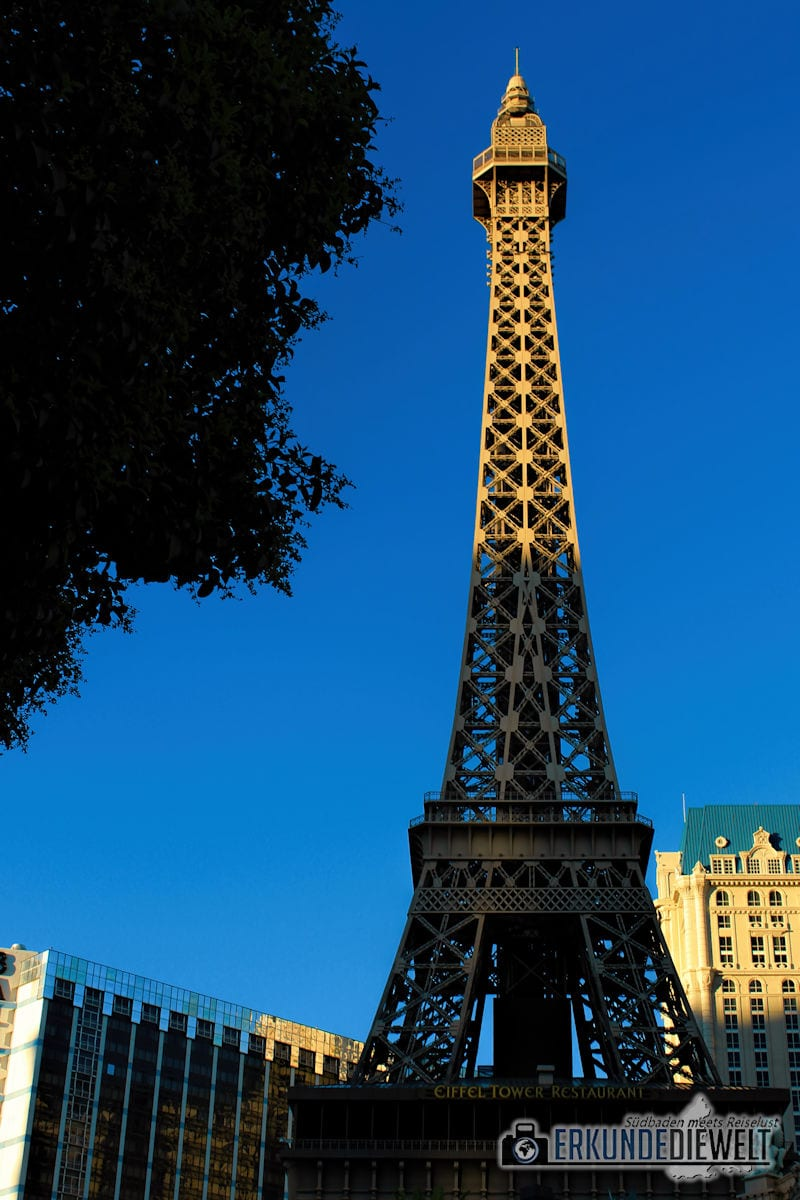 Eiffel Tower, Las Vegas, USA
