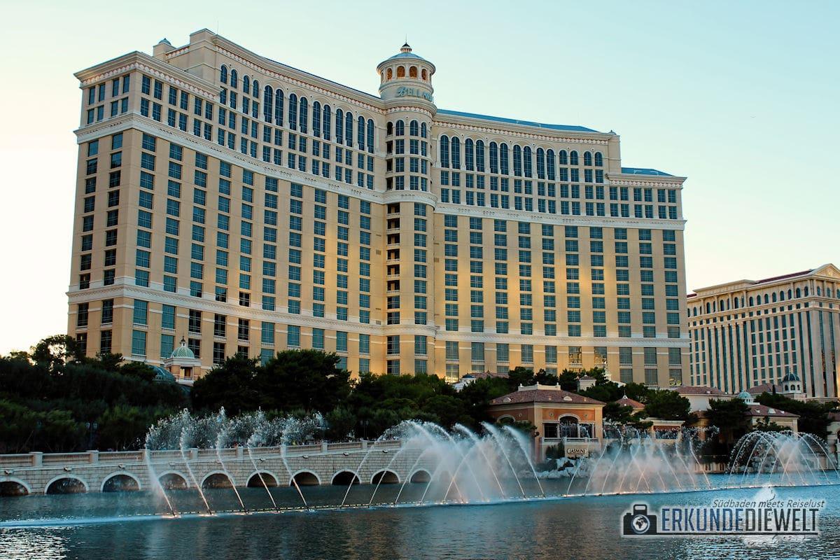 Bellagio, Las Vegas, USA