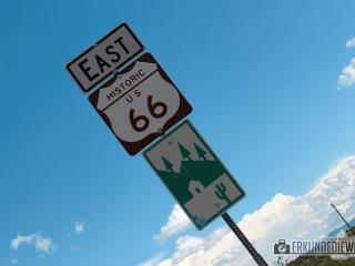 Historic Route 66, USA