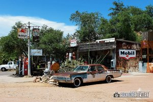 Historic Route 66, USA
