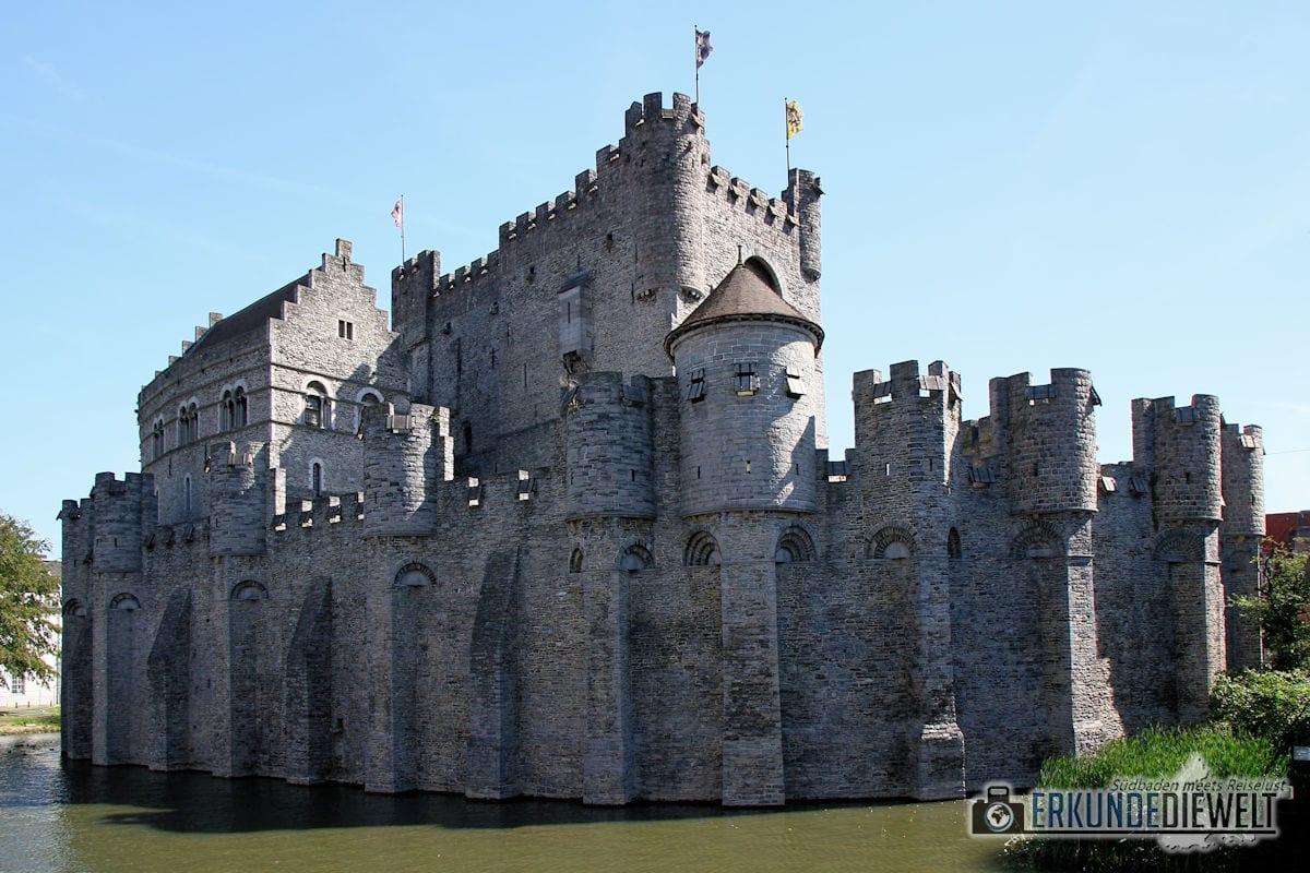 Burg Gravensteen, Gent, Brüssel