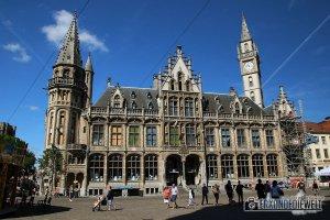 Gent, Brüssel