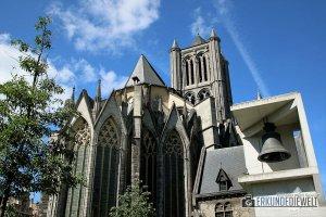 St. Baafskathedraal, Gent, Brüssel