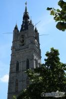 Belfort, Gent, Brüssel