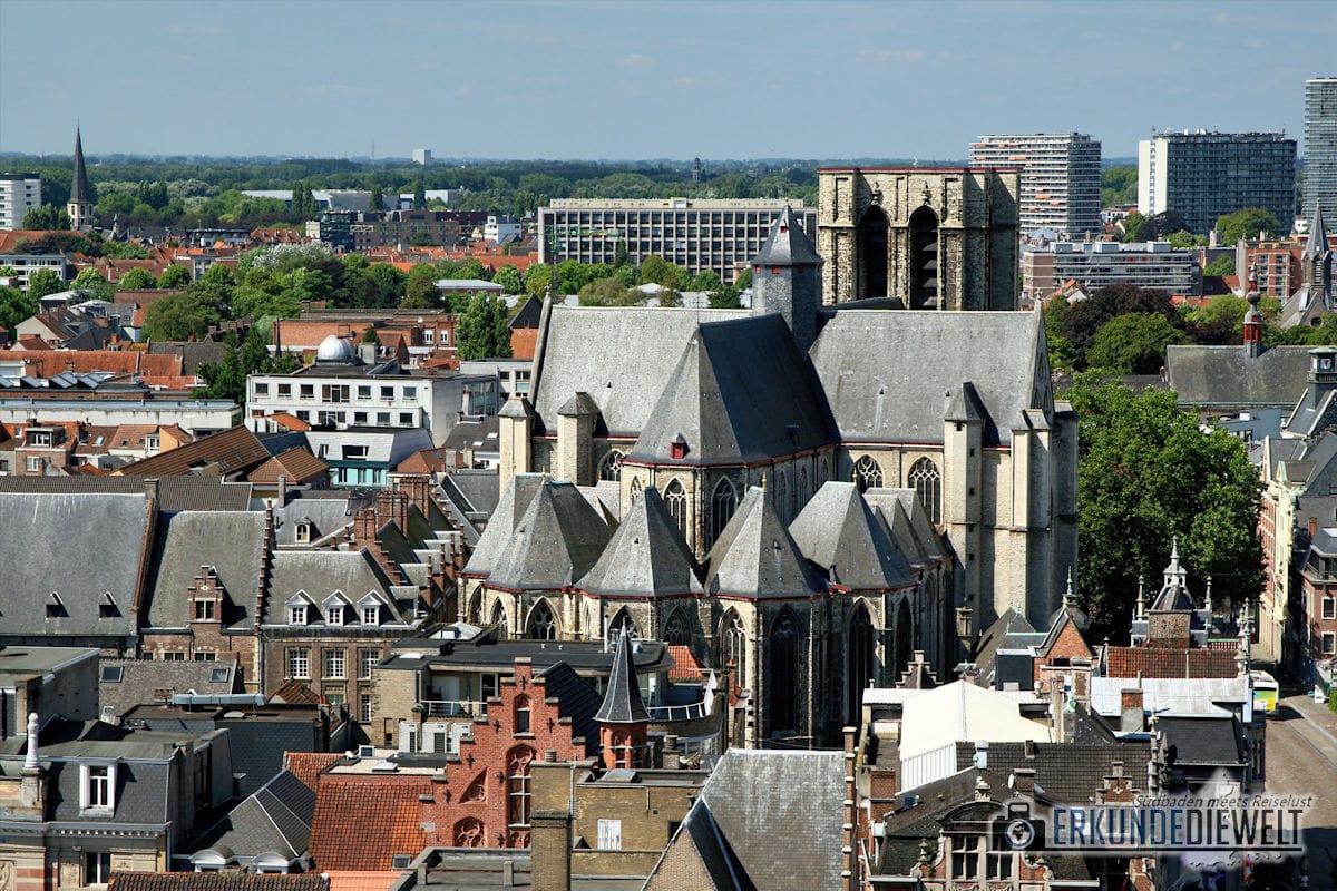 St. Michielskerk, Gent, Brüssel