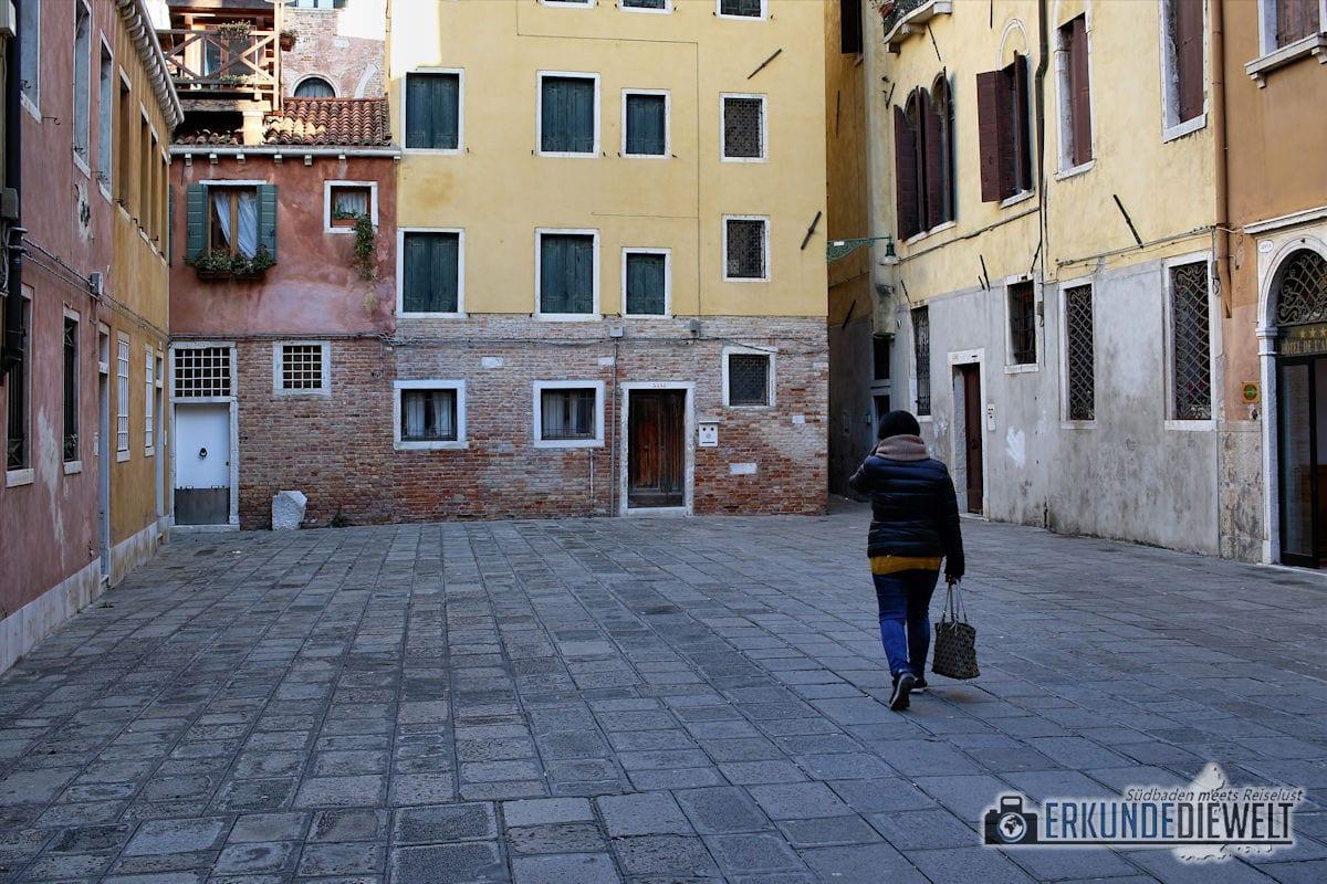 San Marco, Venedig, Italien