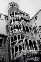 Scala del Bòvolo am Palazzo Contarini del Bovolo, Venedig, Italien