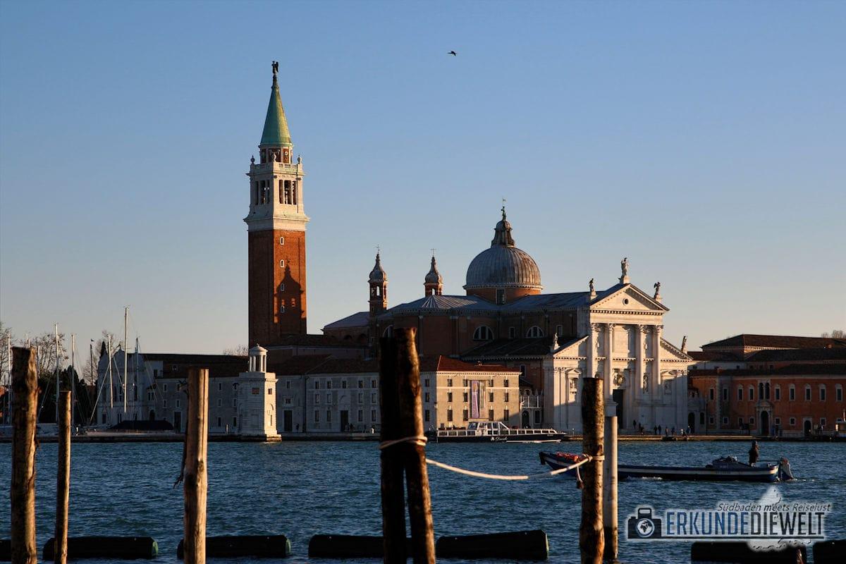 Basilica San Giorgio Maggiore, Venedig, Italien