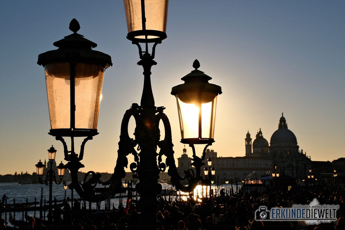 Santa Maria della Salute, Venedig, Italien