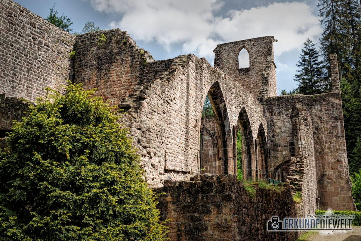 Kloster Allerheiligen, Schwarzwald, Deutschland