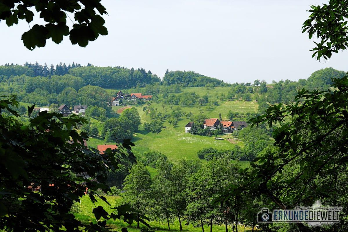 Alde-Gott-Panoramarunde, Sasbachwalden, Schwarzwald