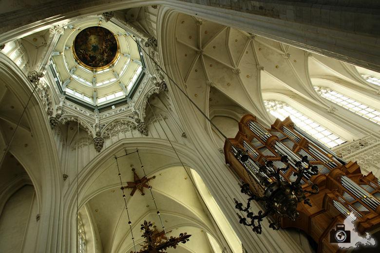 Liebfrauenkirche, Antwerpen, Belgien