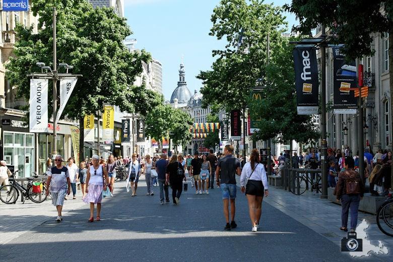 Meir, Antwerpen, Belgien