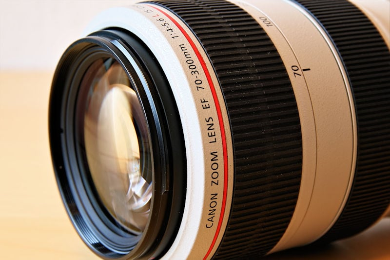 Canon 70-300 L IS USM