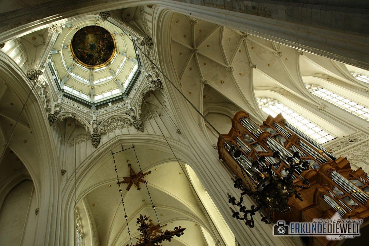 Liebfrauenkathedrale, Antwerpen, Belgien