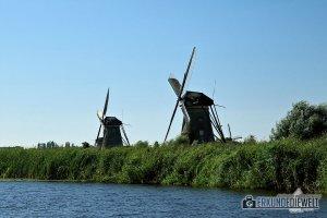 Windmühlen in Kinderdijk, Niederlande