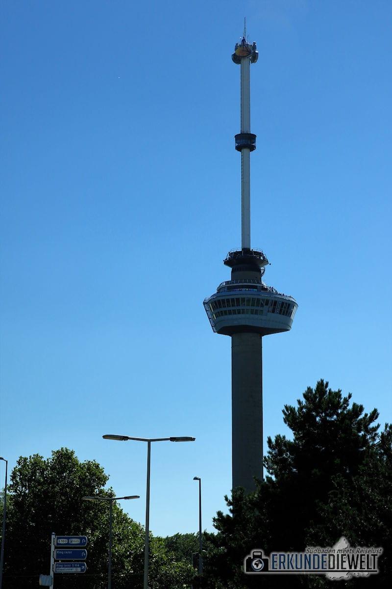 Euromast, Rotterdam, Niederlande