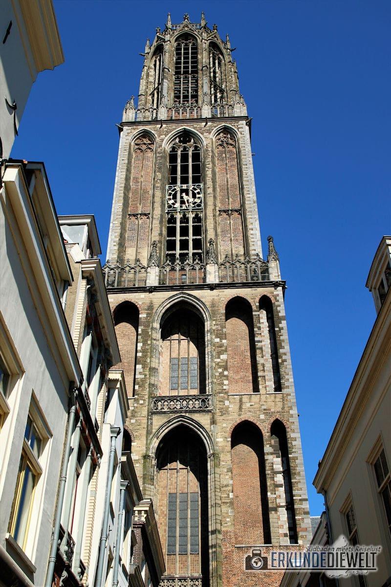 Domturm, Utrecht, Niederlande