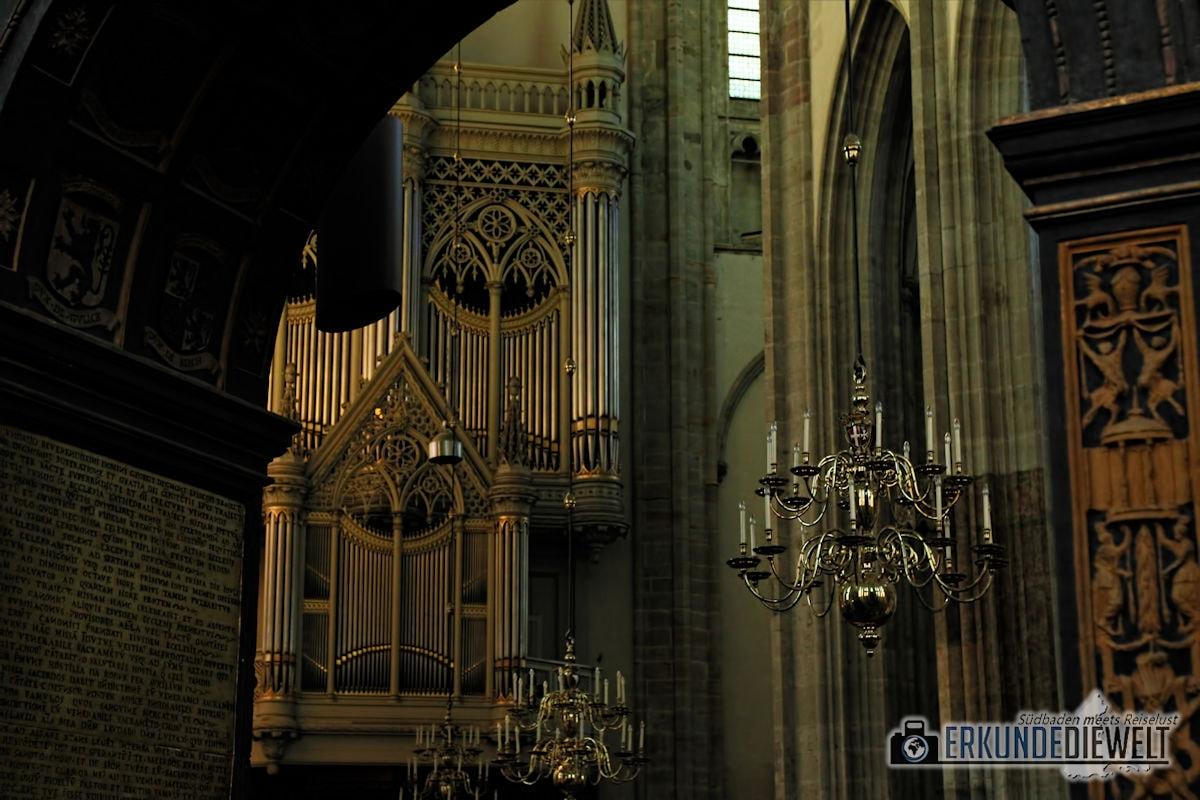 Domklerk, Utrecht, Niederlande