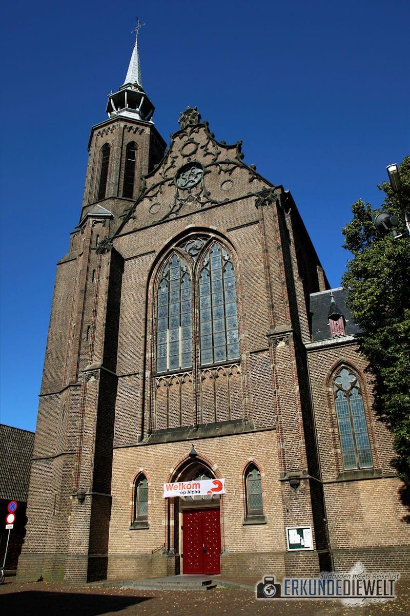 St. Catharinakathedraal, Utrecht, Niederlande