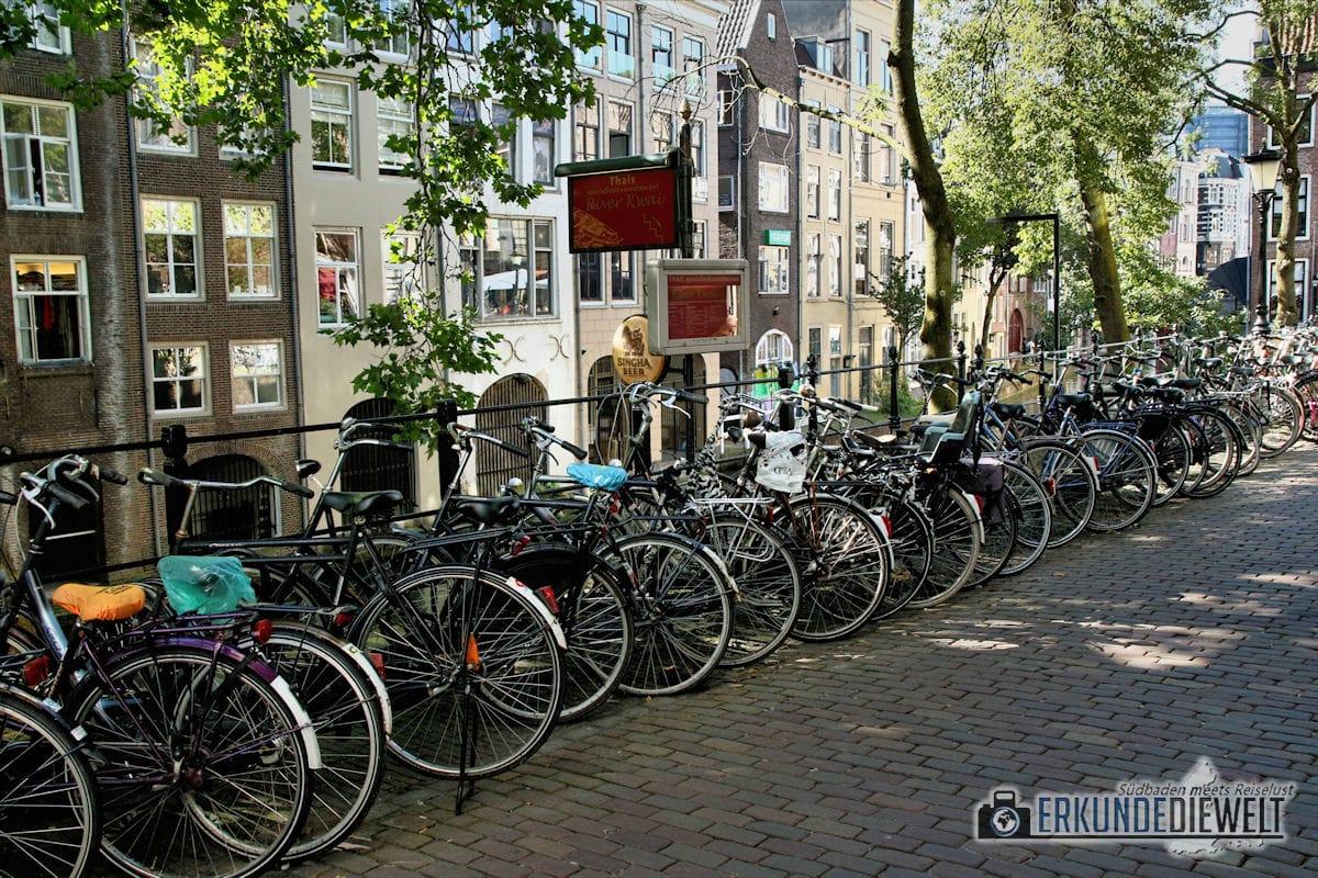 Fahrräder, Utrecht, Niederlande