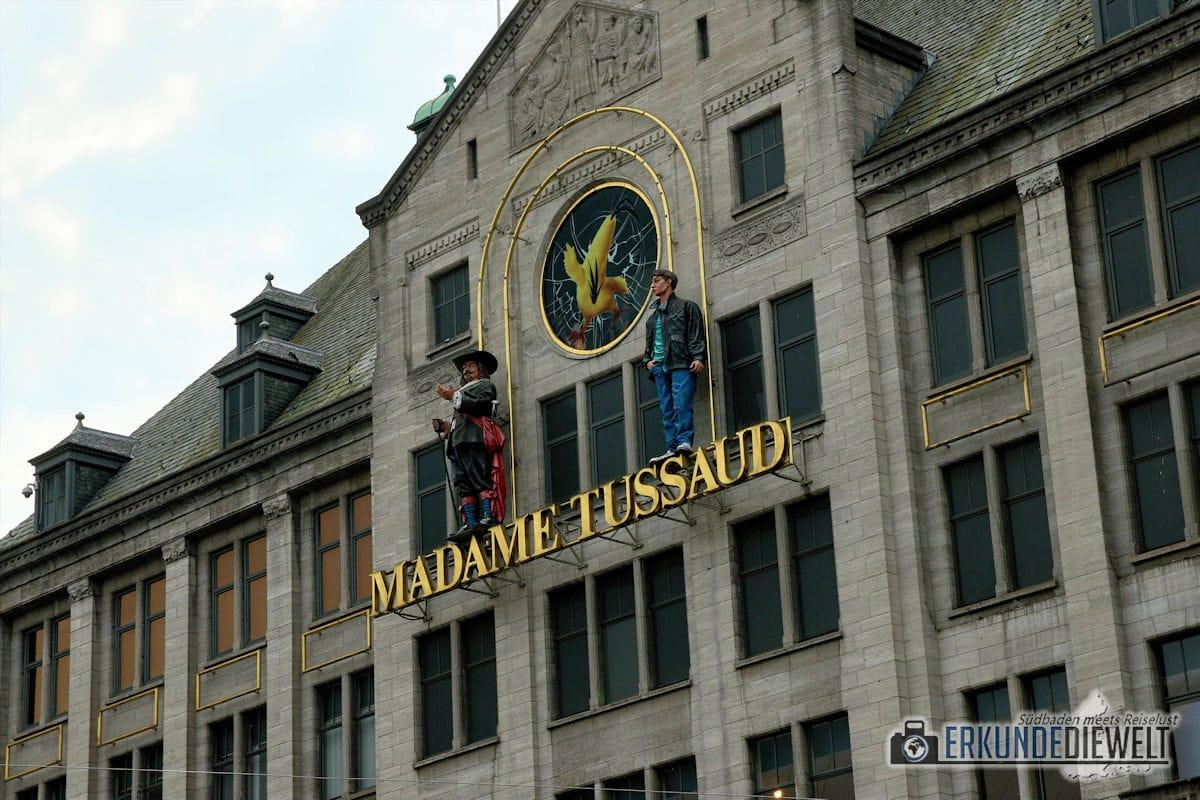 Madame Tussaud, Amsterdam, Niederlande