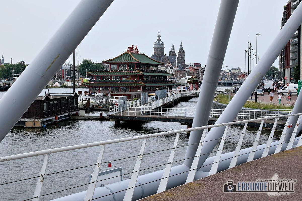 Sea Palace, Amsterdam, Niederlande