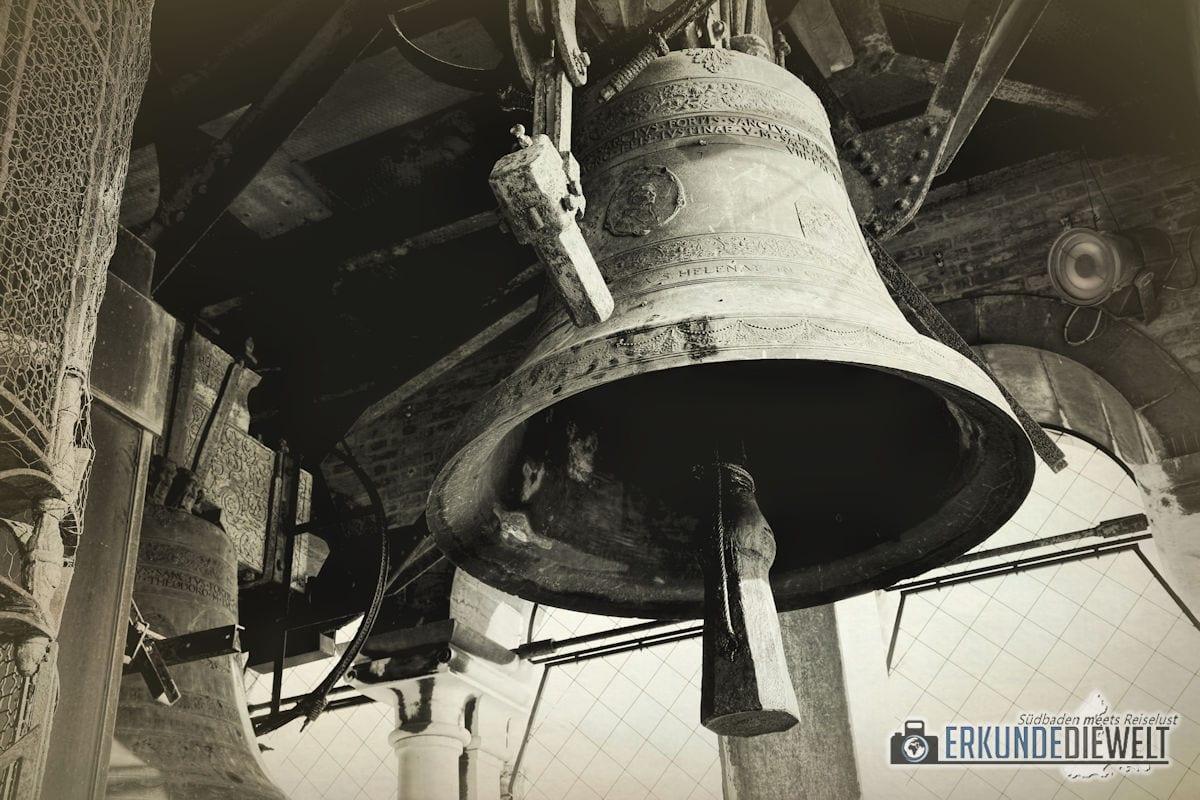 Glockenturm, Venedig, Italien