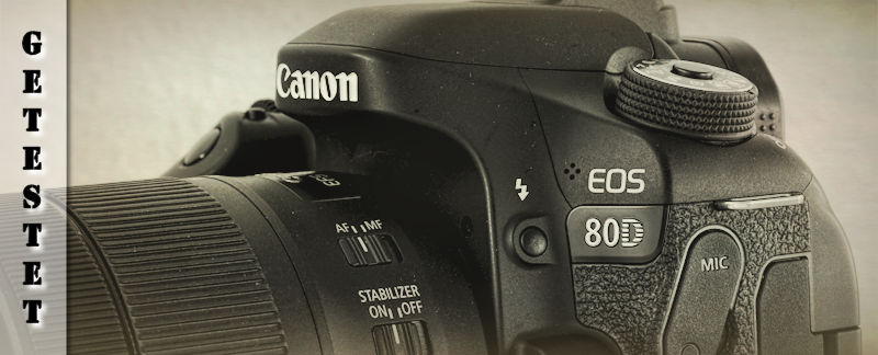Canon EOS 80D im Test