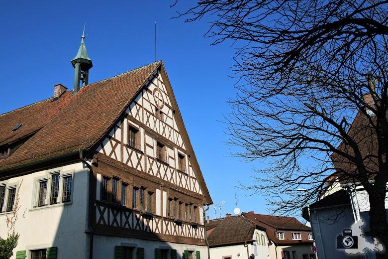 Fotowalk #2 - Freiburg St. Georgen im Februar
