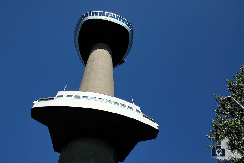 Rotterdam in den Niederlanden - Euromast