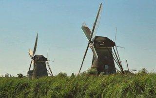Reisebericht Niederlande Kinderdijk Rotterdam Utrecht