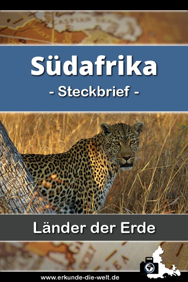 Steckbrief Südafrika