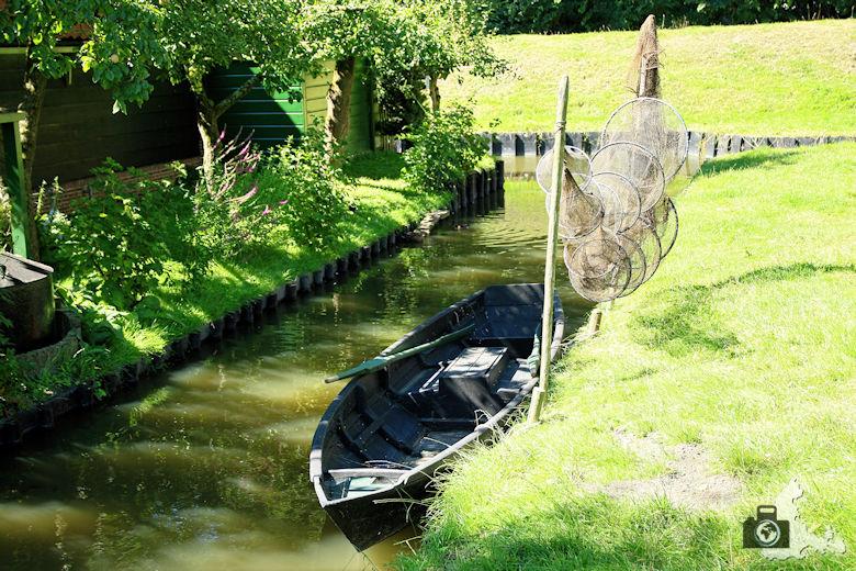 Zuiderzeemuseum Enkhuizen Fischerboot