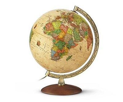 antiker Globus als Geschenkidee