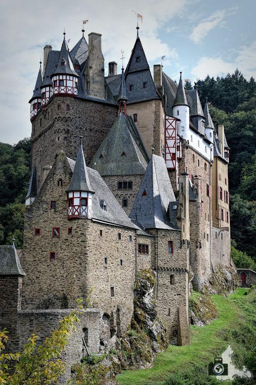 Besuch auf der Burg Eltz | Erkunde die Welt