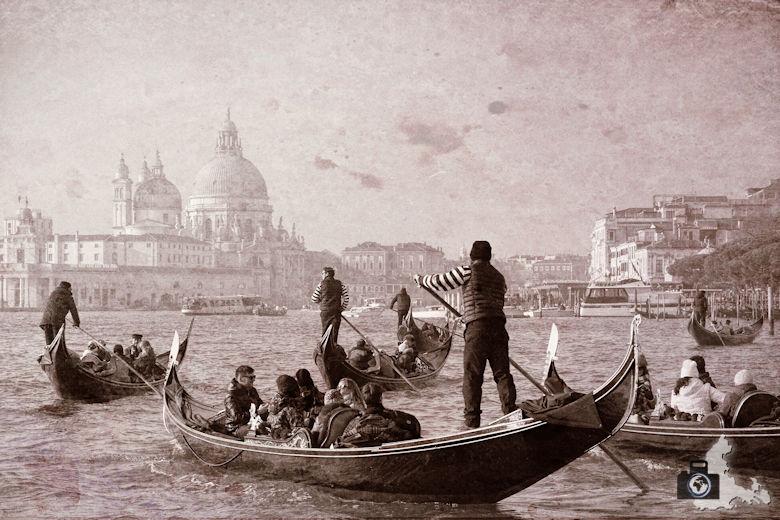 Tipps zum Kosten sparen in Venedig bei Gondelfahrten