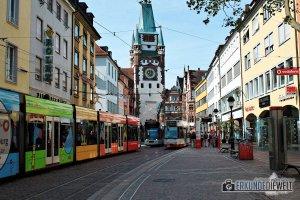 Martinstor, Freiburg, Deutschland