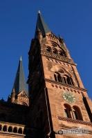 Johanneskirche, Freiburg, Deutschland