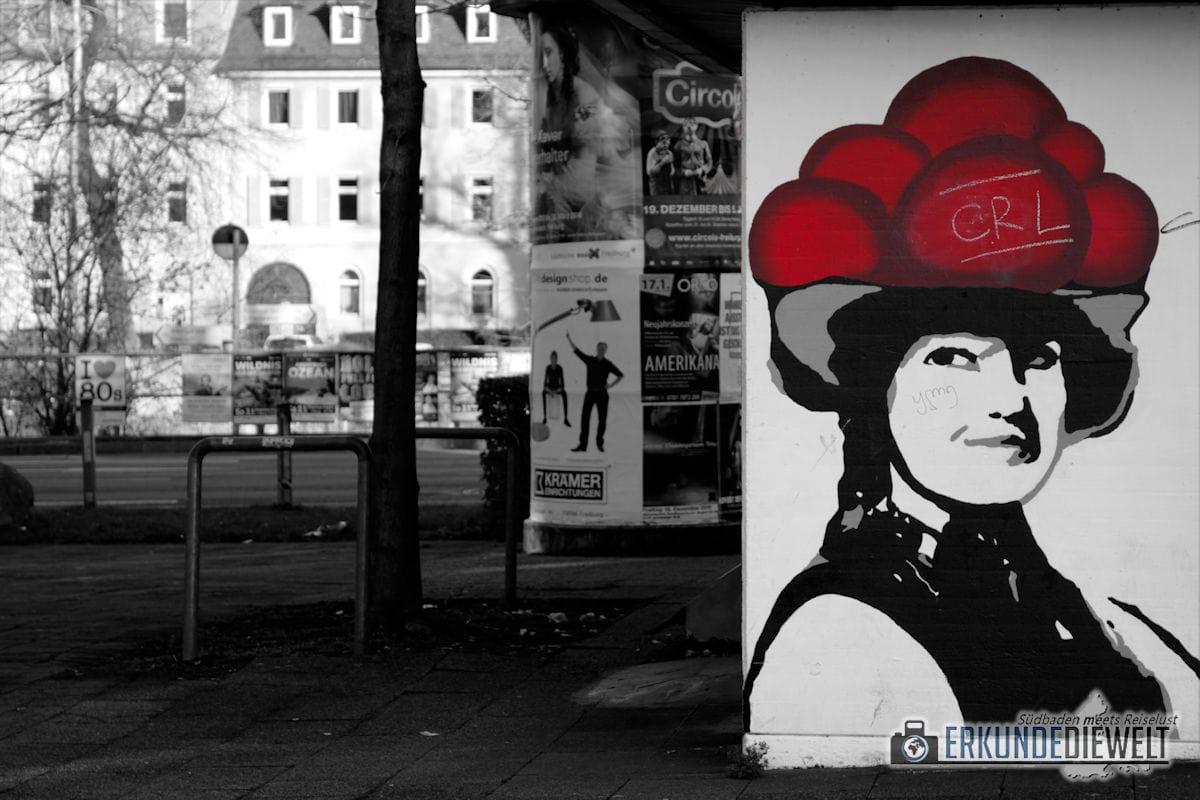 Bommelhut, Freiburg, Deutschland