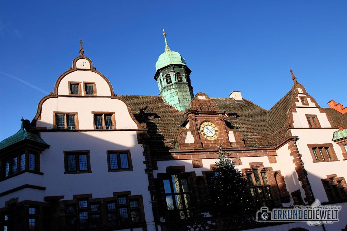 Rathausplatz, Freiburg, Deutschland