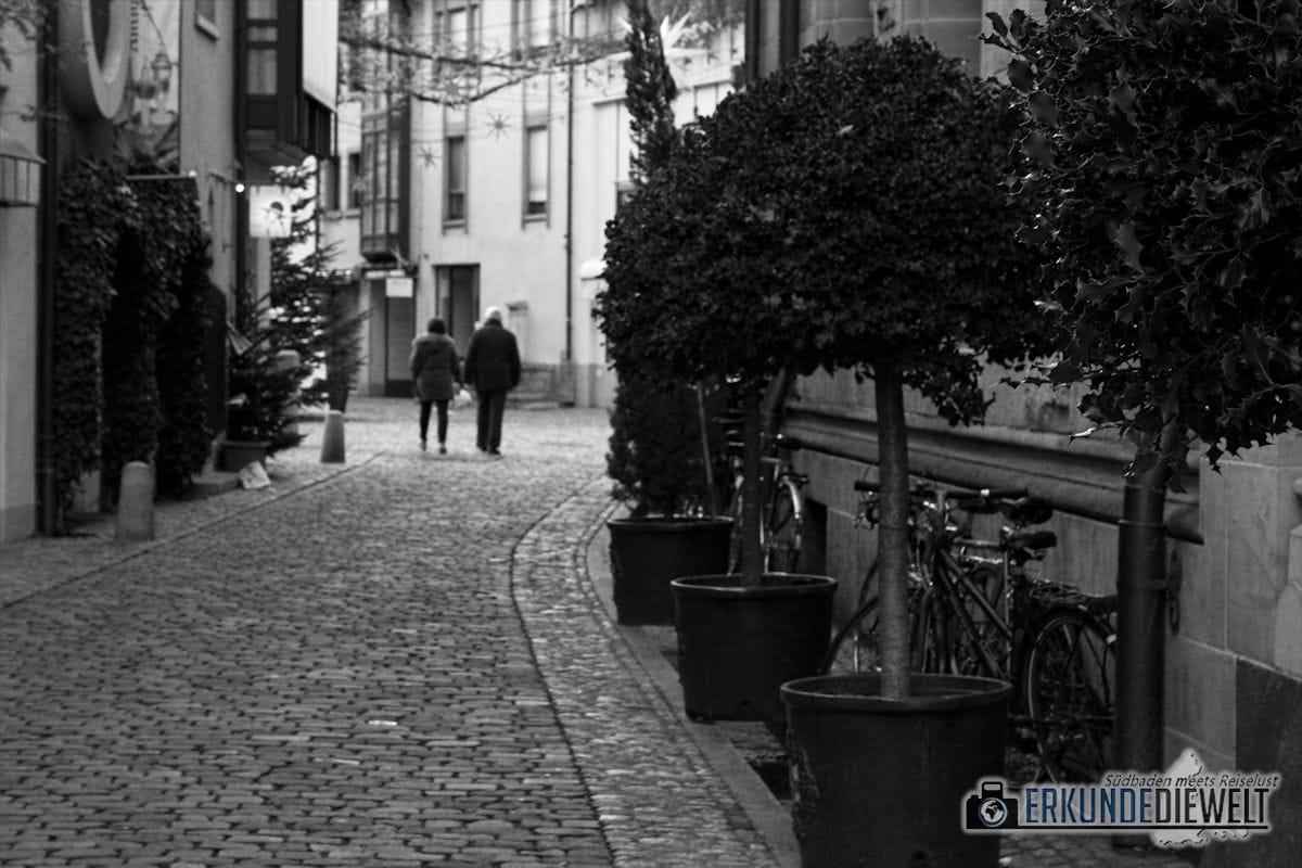 Konviktstraße, Freiburg, Deutschland