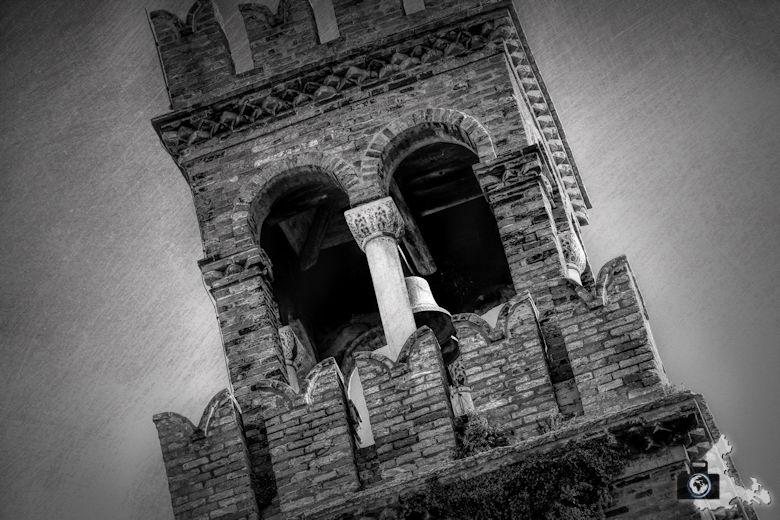Alter Kirchturm Murano