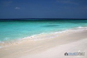 Meer, Ukulhas, Malediven