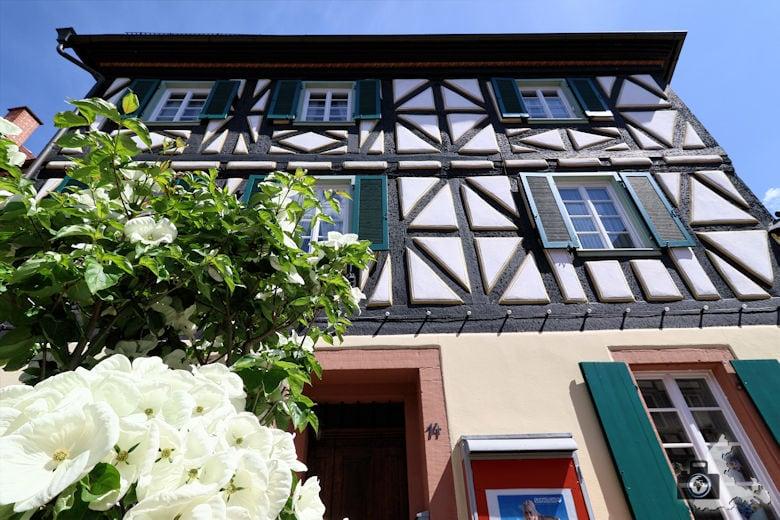 Fotowalk #3 - Ettenheim, Fachwerkhaus