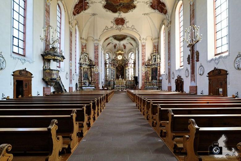 Fotowalk #3 - Ettenheim, Kirche St. Bartholomäus