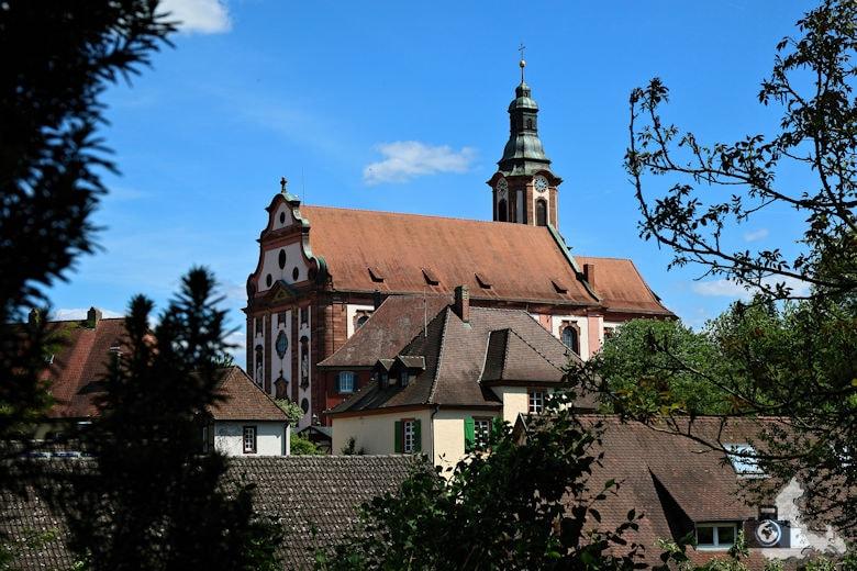 Fotowalk 3 - Ettenheim, Kirche St. Bartholomäus