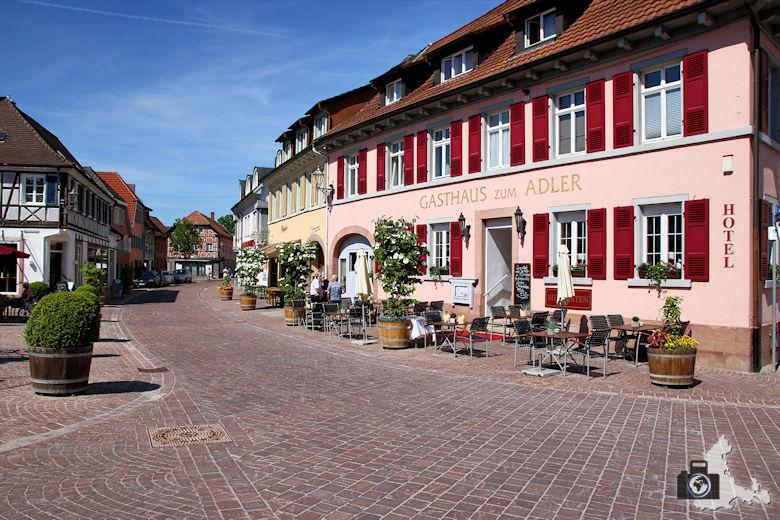 Fotowalk 3 - Ettenheim, Gasthaus zum Adler
