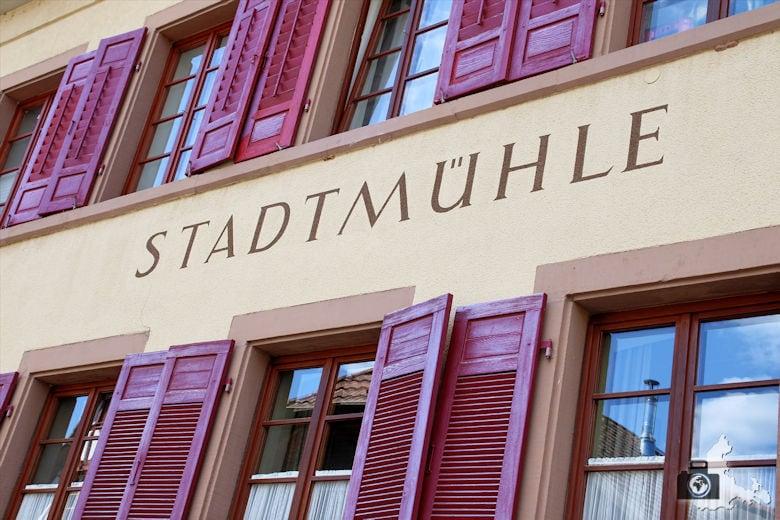 Fotowalk #3 - Ettenheim, Stadtmühle